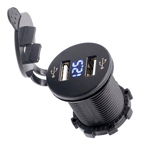 BlueFire 2 USBチャージャー ソケット パワーア...