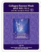 MJ CARE Cosmetic Collagen Facial Mask Sheet 15Pcs - Collagen Essence