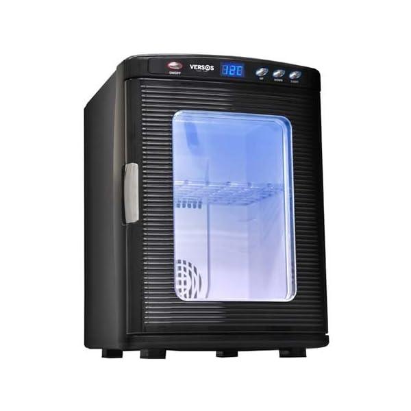 VERSOS 25L冷温庫 ブラック VS-404の商品画像