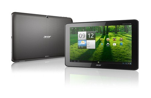 acer タブレットPC NVIDIA Tegra3 1GB 32GB SSD 10.1型 Android4.0 ブラック ICONIA TAB A700-S32B