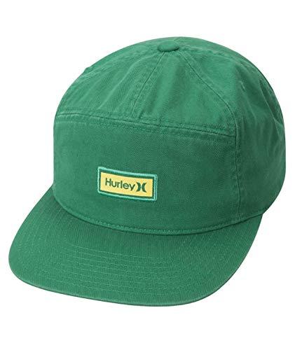 Hurley HAT メンズ US サイズ: One Size カラー: グリーン