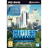 Cities Skylines Deluxe Edition (PC DVD) (輸入版) 画像