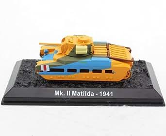 1/72スケール イギリス軍 マチルダII歩兵戦車 1941