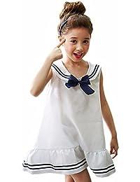 f23d15512d89b Amazon.co.jp  150 - ワンピース・チュニック   ガールズ  服 ...