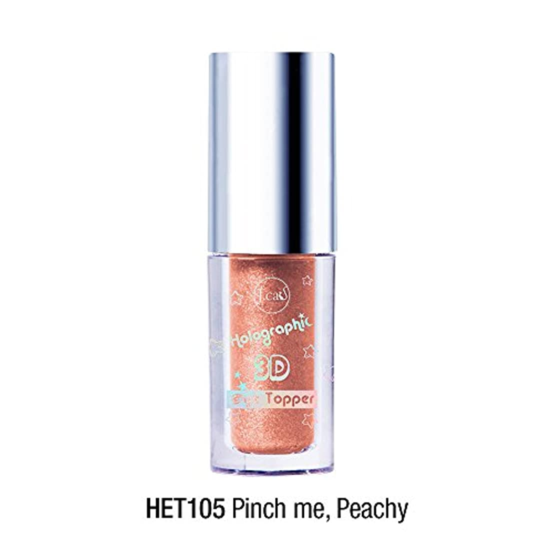J. CAT BEAUTY Holographic 3d Eye Topper - Wink Tink (並行輸入品)
