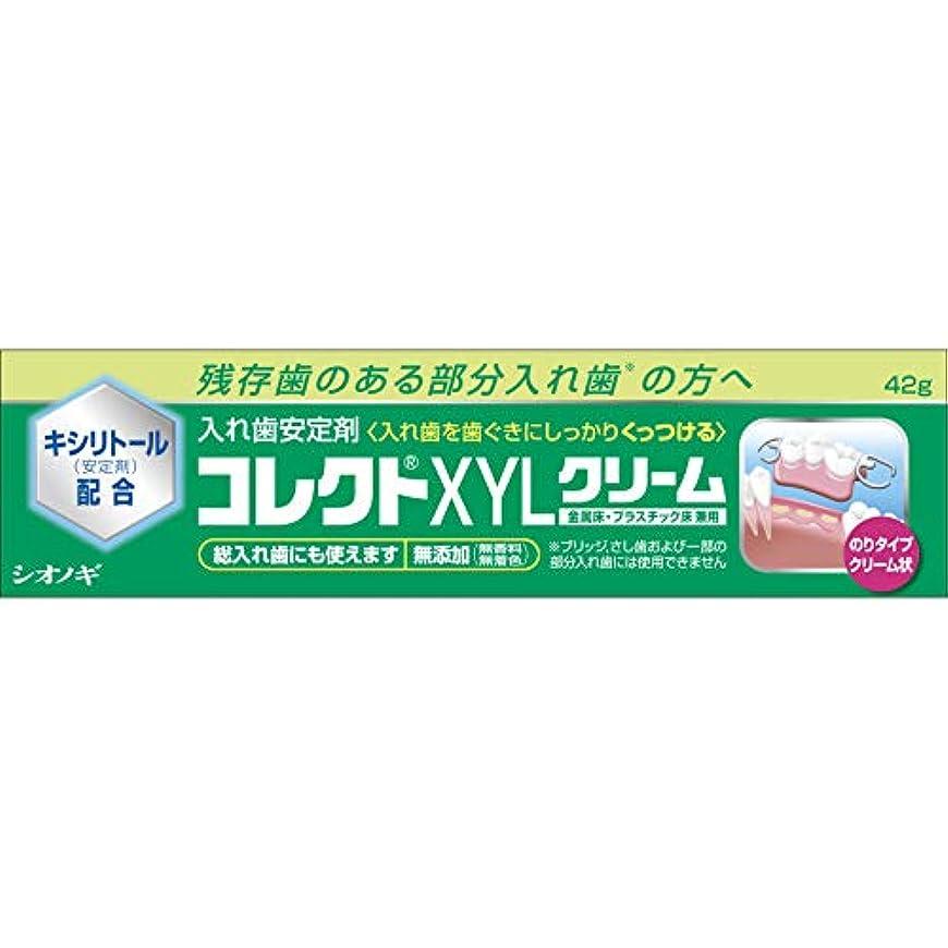 シャベル松明チャネルコレクトXYLクリーム 42g