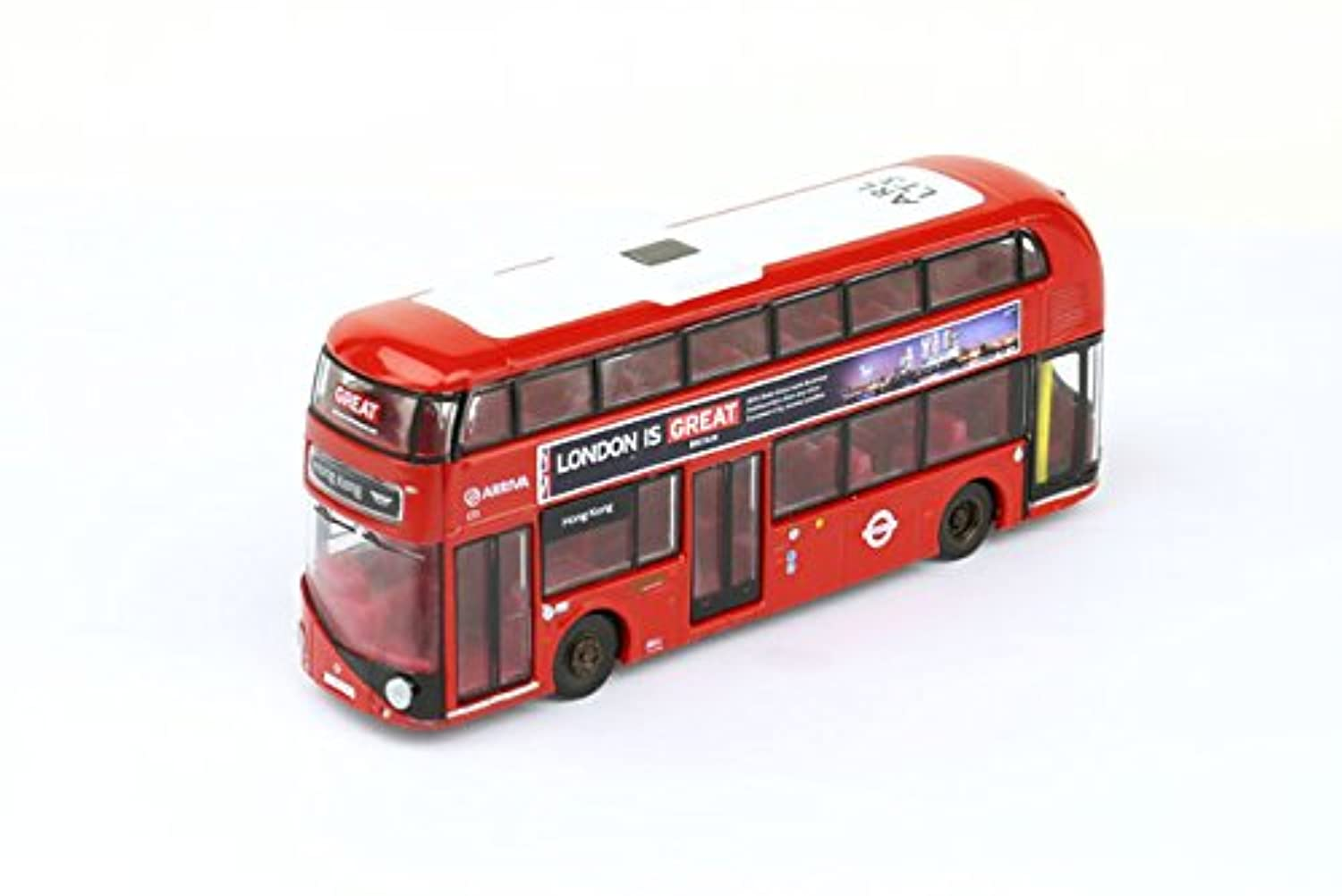 TINY No.71 新型 ルートマスター London is Great 完成品