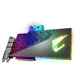 GIGABYTE NVIDIA GeForce RTX 2080Ti 搭載 グラフィックボード 11GB AOURUSシリーズ 水冷ブロックモデル GV-N208TAORUS X WB-11GC