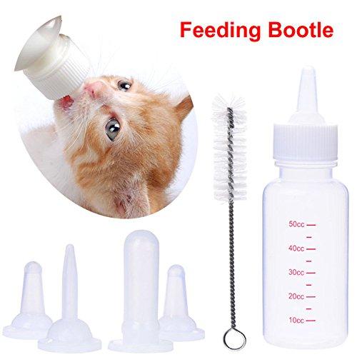 ペット用哺乳瓶 哺乳器 子犬 子猫の授乳...