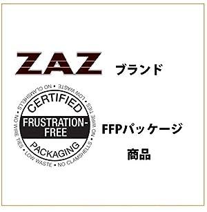 (3本セット) ZAZ CRG-326  キャノン 互換 トナーカートリッジ  (トナー 326) CANON レーザープリンタ 対応機種: LBP6200 LBP6230 LBP6240 (LBP-6200 LBP-6230 LBP-6240)( 汎用トナー ・ 互換トナー ) ZAZオリジナル FFPパッケージ(326-3)