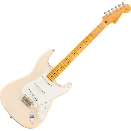 Fender Custom Shop Custom Artist Series ERIC CLAPTON SIGNATURE STRATOCASTER JOURNEYMAN RELIC (Aged White Blonde)