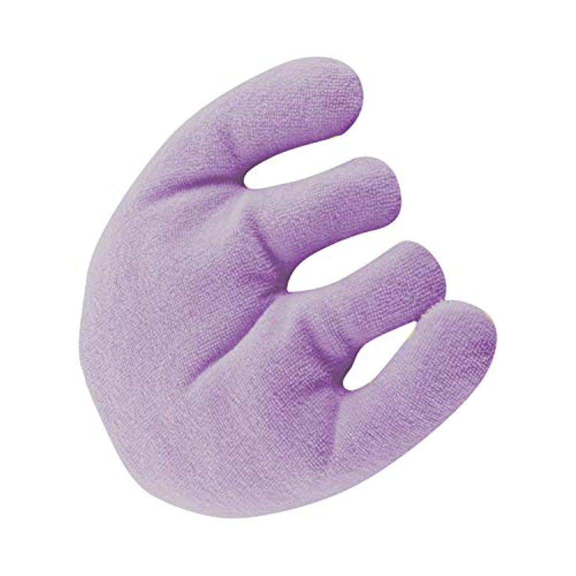 外交官暖かくエクスタシー癒し手枕 ふかふか リラックス バネ指