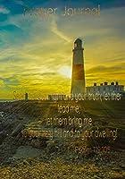 Prayer Journal Psalm 119:105: Christian Prayer, and Bible Studie Journal