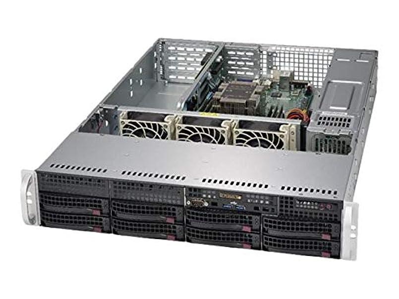 体系的に気づくなるを除くSupermicro SYS-5029P-WTR Supermicro System SYS-5029P-WTR 2U Xeon C622 ソケット 3647 8x3.5\\\\ ホットスワップ SATA3 PCIE ブラウンボックス