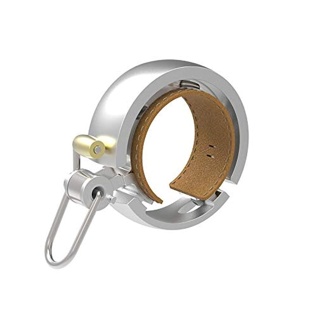 抵抗能力高めるKNOG ノグ サイクルベル Oi Luxe Lサイズ (Silver)
