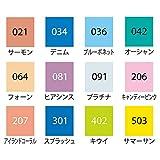 呉竹 ZIG クリーンカラードット 12色セット TC-6100/12V 画像