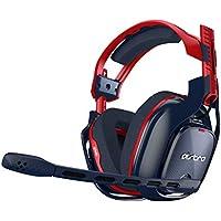 Astro ゲーミングヘッドセット A40TR-10THRD レッド ヘッドセット 有線 Dolby…
