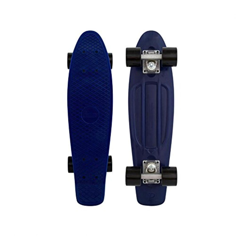 [ペニー] 22インチ スケートボード CLASSICS SERIES クラシックシリーズ MIDNIGHT NAVY PNYCOMP22384 [並行輸入品]