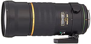 PENTAX スターレンズ 超望遠単焦点レンズ DA★300mmF4ED[IF]SDM Kマウント APS-Cサイズ 21760