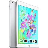 """Apple iPad 9.7"""" (6th Gen. 2018) Tablet 128GB WiFi - Silver"""