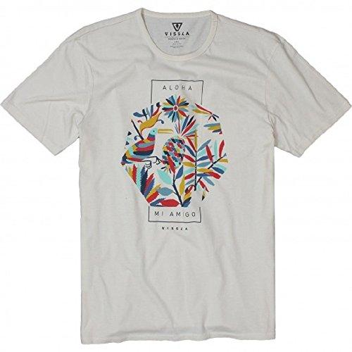 【VISSLA・ヴィスラ】Aloha Amigo Tee / アロハ アミーゴ Tシャツ カラーBON JAPAN正規品