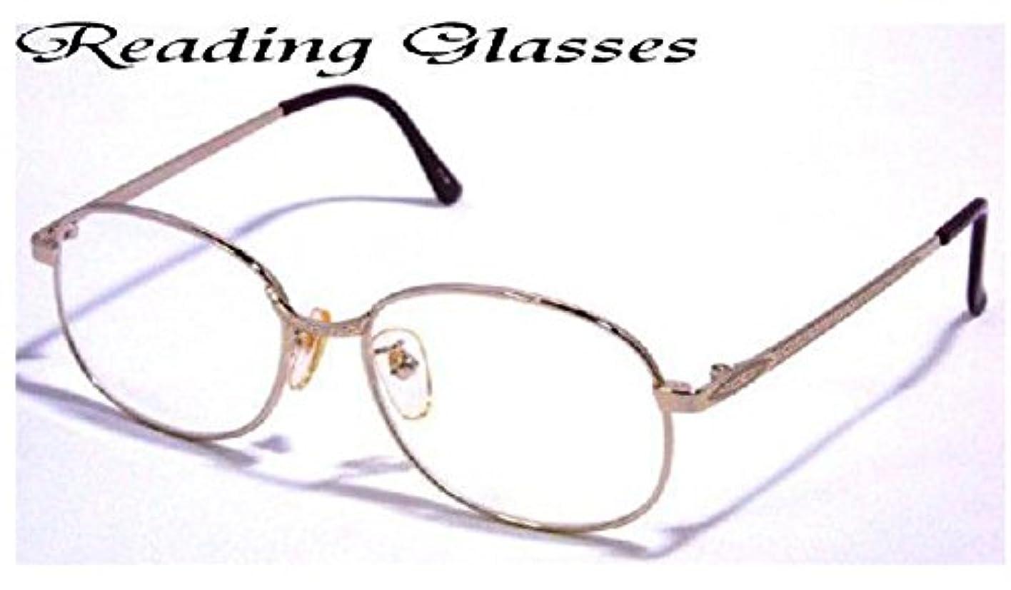 お洒落な女性用老眼鏡シニアグラス強度レンズ(DR-52) (+5.00)