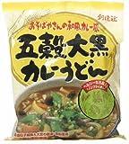 創健社 五穀大黒 カレーうどん 1食分
