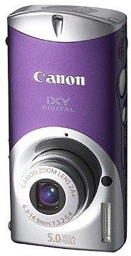 Canon IXY DIGITAL L3(モルフォバイオレット) IXYDL3(VL)