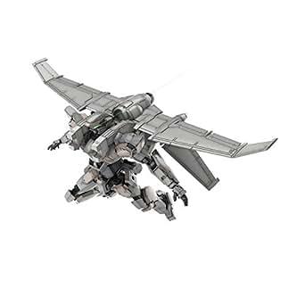 HG フルメタル・パニック! アーバレストVer.IV(緊急展開ブースター装備仕様) 1/60スケール 色分け済みプラモデル