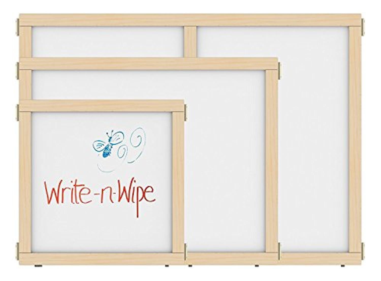KYDZ Suite 1510JCEWW Panel Write-N-Wipe E-Height 24 Wide [並行輸入品]