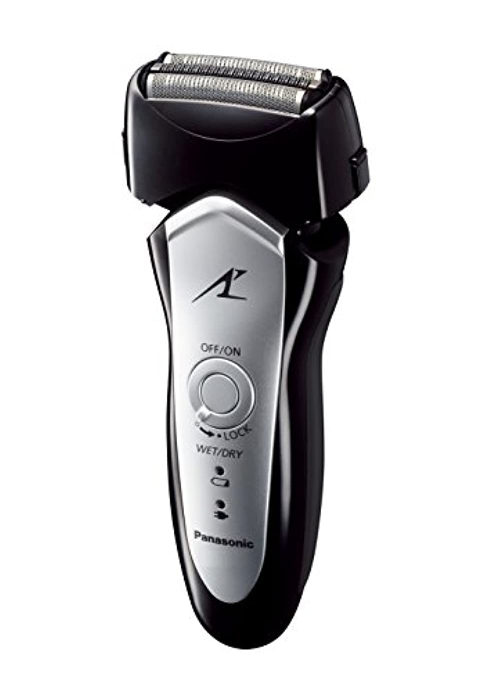 グレー手首レザーパナソニック ラムダッシュ メンズシェーバー 3枚刃 お風呂剃り可 黒 ES-AST2A-K【フラストレーションフリーパッケージ(FFP)】【Amazon.co.jp限定】