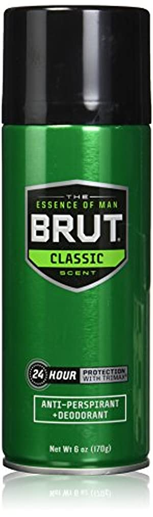 気候の山とんでもない運河Brut Anti-Perspirant and Deodorant Spray Original 175 ml (並行輸入品)