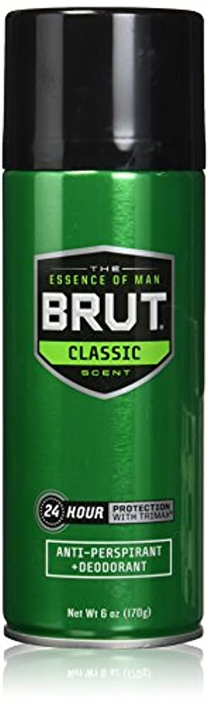 手荷物ラップトップ成人期Brut Anti-Perspirant and Deodorant Spray Original 175 ml (並行輸入品)