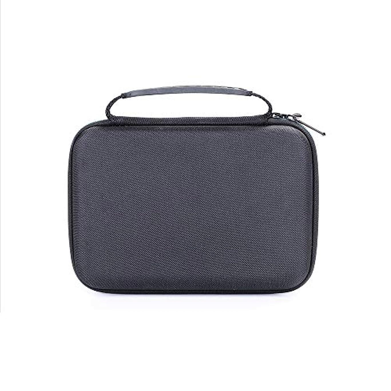 子音一緒に斧Gaoominy ポータブルの旅行用Evaハード携帯用ケース、ボックス、バッグ、 Norelco Multi Groom シリーズ 3000 Mg3750用