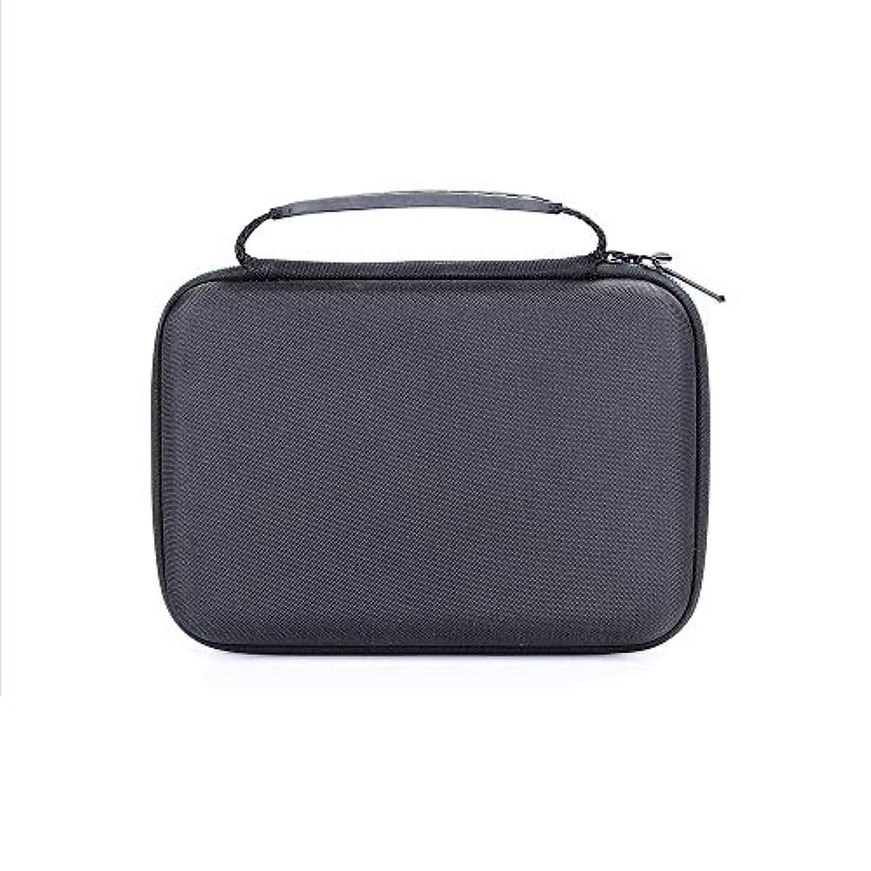 散るリビングルームたとえGaoominy ポータブルの旅行用Evaハード携帯用ケース、ボックス、バッグ、 Norelco Multi Groom シリーズ 3000 Mg3750用