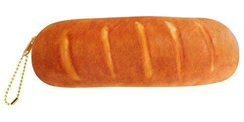 【パンポーチ】【まるでパンみたいな】ペンポーチ (コッペパン)