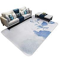 ファッションクラシックリビングルームのカーペット長方形のホテルのリビングルームのソファ滑り止めアートカーペット寝室の部屋ソフト装飾カーペット (サイズ さいず : 180×230cm)