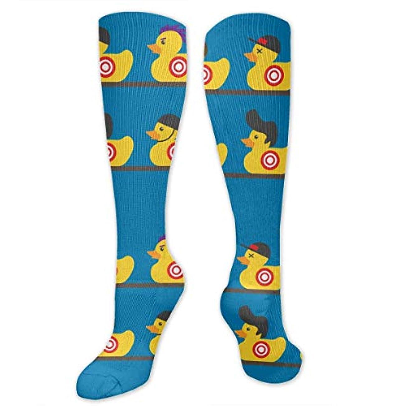 メンタルトライアスロンディベート靴下,ストッキング,野生のジョーカー,実際,秋の本質,冬必須,サマーウェア&RBXAA Rubber Yellow Duck Art.jpg Socks Women's Winter Cotton Long Tube Socks...