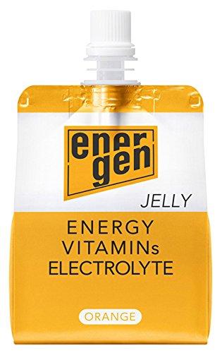 エネルゲン ゼリー(オレンジ味) 200g×6個×4