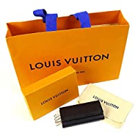 (ルイヴィトン) LOUIS VUITTON エピ ライン ノワールミュルティクレ4 M63822 (4連キーケース)