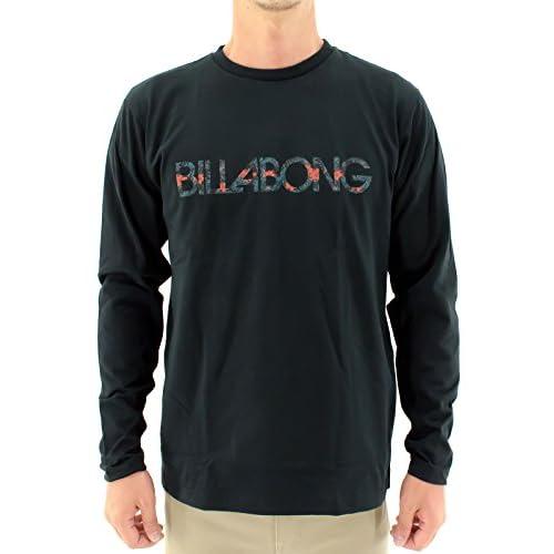 (ビラボン) BILLABONG メンズ長袖Tシャツ AE012-056 BLK XL