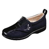 [ムーンスター] スニーカー (パステル502) レディース 介護 デイケアタイプ介護靴 足に優しい新感覚 23.0cm ベージュ