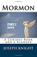 Mormon: A Curious Book and a Blunder