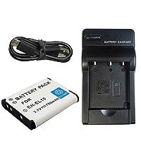 【JC】充電器セット ニコン(NIKON) EN-EL19 互換バッテリー+充電器(USB)