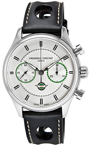 [フレデリック・コンスタント]FREDERIQUE CONSTANT 腕時計 ヒーリークロノグラフ シルバー文字盤 397HS5B6 メンズ 【並行輸入品】