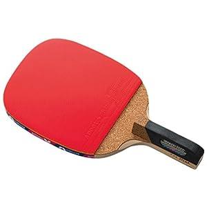 Butterfly(バタフライ) 卓球 ラバーばりラケット 日本式ペン センコー2000 (ボール2個付き) 10940