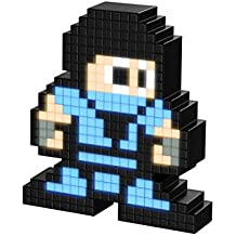 PDP Pixel Pals Mortal Kombat Sub Zero Collectible Lighted Figure, 878-030-NA-SUB
