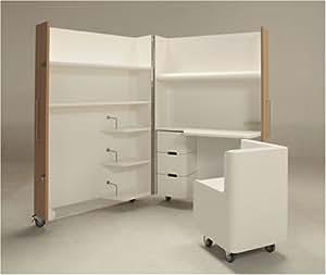 フォールダウェイオフィス/折り畳んで仕舞える自分だけの書斎