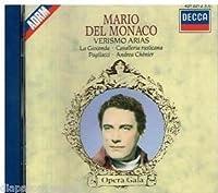 Mario Del Monaco - Verismo Arias by Mario Del Monaco