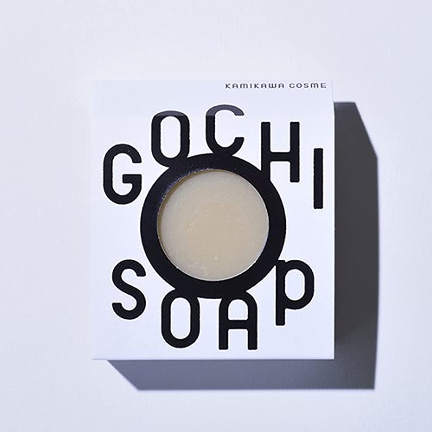 権威作曲する苦難GOCHI SOAP ゴチソープ 伊勢ファームの牛乳ソープ